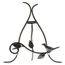 Bird with Leaves Easel by Studio Decor