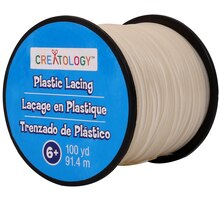 Nite Glow Plastic Lacing by Creatology