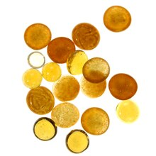 Amber Decorative Fillers by Ashland