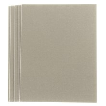 Silver Shimmer A2 Card & Envelope Set, 10 ct by Recollections