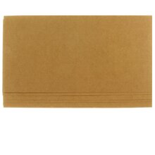 Kraft Square Card & Envelope Set by Recollections