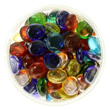 Mosaic Glass Gems by ArtMinds