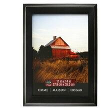 "Home Collection Black Sandline Frame by Studio Decor, 11"" x 14"""