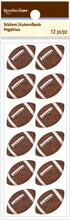 Football Repeat Stickers by Recollections