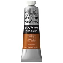 Winsor & Newton Artisan, 37ml Burnt Sienna
