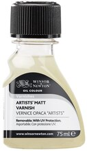 Winsor & Newton Artists' Matte Varnish - 75ml