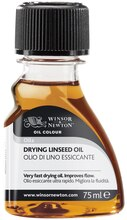 Winsor & Newton Drying Linseed Oil - 75ml