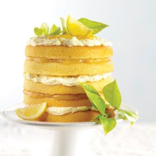 Citrus Burst 5-Layer Cake, medium
