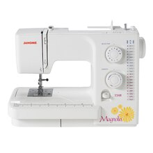 Janome Magnolia 7318, Front View