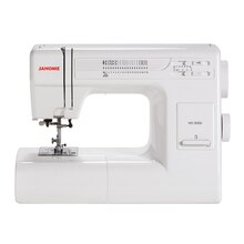 Janome HD-3000 Heavy Duty Sewing Machine, Front View