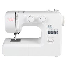 Janome 41012 Portable Mechanical Sewing Machine, Front View