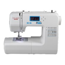 Janome 49018 Computerized Sewing Machine, Front View