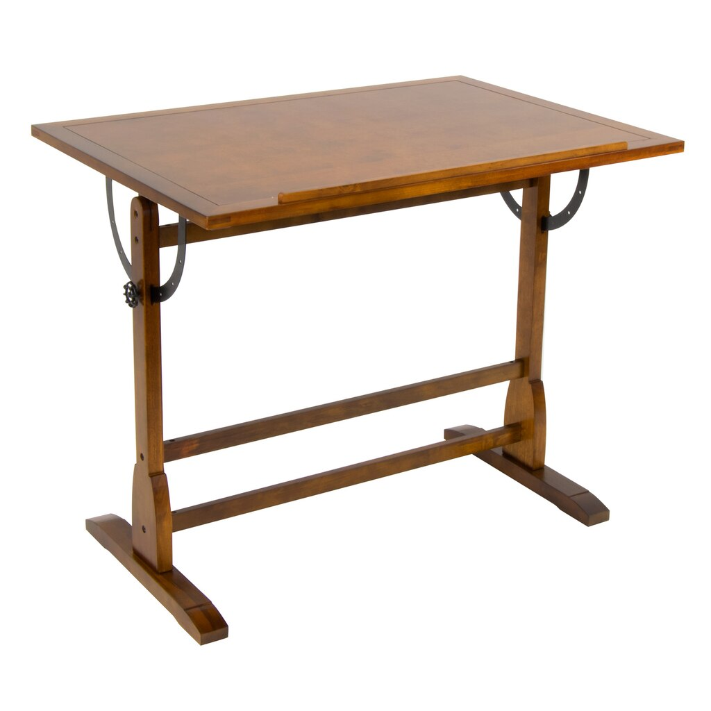 Studio designs vintage drafting table 42 x 30 for Art table design