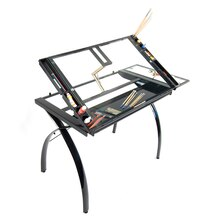 Studio Designs Futura Craft Station with Folding Shelf, medium
