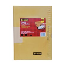 3M Scotch Flexible Poly Mailers