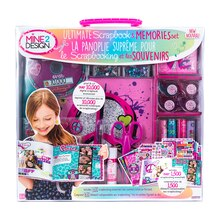 Mine 2 Design Ultimate Scrapbook & Memories Set