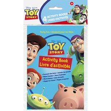 Toy Story Activity Books, 4ct