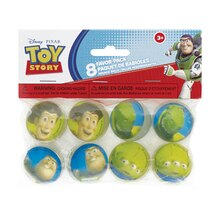 Toy Story Bouncy Balls, 8ct