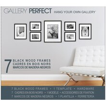 Gallery Perfect Hang Your Own Gallery, Black