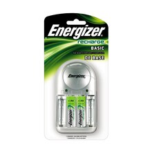 Energizer Overnight Charger Kit with AA Batteries