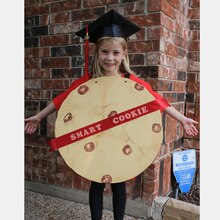 Smart Cookie Halloween Costume, medium