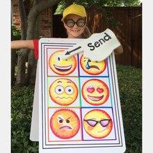 Emoji Halloween Costume, medium