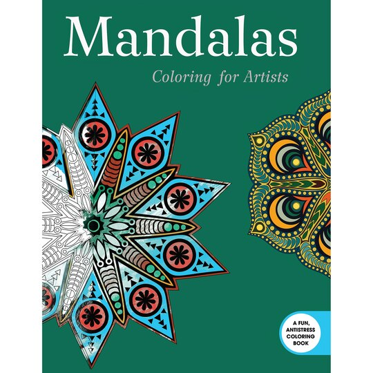 Mandalas Coloring For Artists