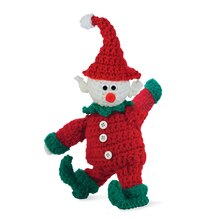 Loops & Threads® Impeccable™ Christmas Elf (Crochet), medium