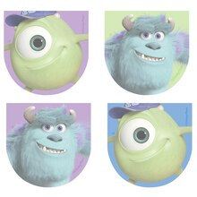 Monsters University Notepads, 4ct