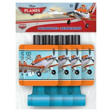 Disney Planes Party Blowers, 8ct