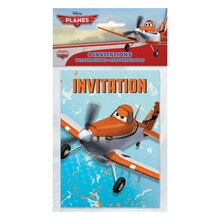 Disney Planes Invitations, 8ct