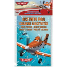Disney Planes Activity Books, 4ct