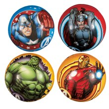 Avengers Foam Ball Party Favors, 4ct