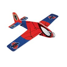 Spiderman Glider Planes, 4ct