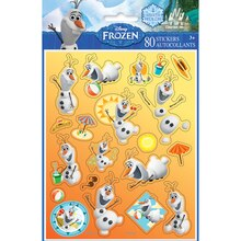 Olaf Sticker Sheets, 4ct