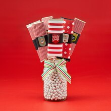 Whimsy Paper-Wrapped Candy Bars, medium
