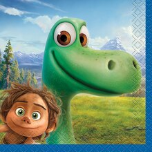 The Good Dinosaur Beverage Napkins, 16ct