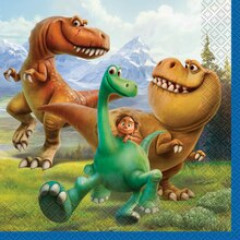 The Good Dinosaur Luncheon Napkins, 16ct