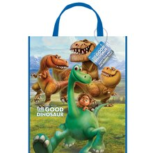 "Large Plastic The Good Dinosaur Favor Bag, 13"" x 11"""