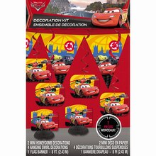 Disney Cars Party Decoration Kit, 7pc