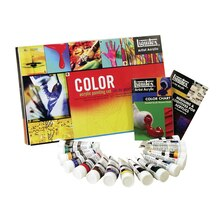Liquitex Professional Heavy Body Acrylic Paint - Color Set