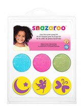 Snazaroo Face Paint Stamp Kit, Fairy