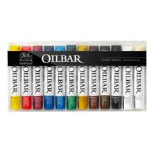 Winsor & Newton Artists' Oilbar 12 Colour Set