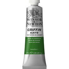 Winsor & Newton Griffin Alkyd Fast Drying Oil Color, Oxide of Chromium