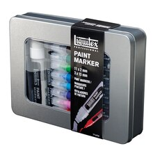 Liquitex Paint Paint Marker Tin Set