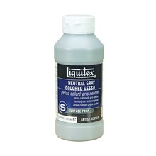 Liquitex Professional Neutral Gray Gesso Surface Prep Medium
