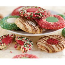 Candy Thumbprint Cookies, medium