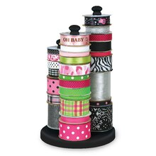 Offray Ribbon Carousel, Black