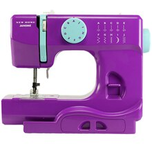 Janome Derby Sewing Machine, Purple Thunder