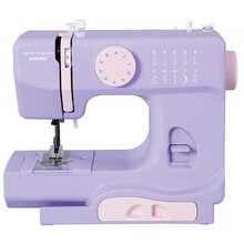 Janome Derby Sewing Machine, Lady Lilac